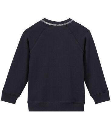 Jungen-Sweatshirt aus Molton