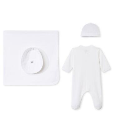 Unisex Baby Artikel aus 1x1 Rippstrick im Geschenkset lot .