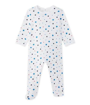 Baby-Jungen-Strampler mit Sternen-Print