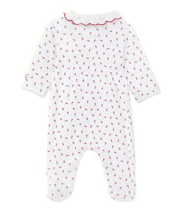 Bedruckter Baby-Mädchen-Strampler
