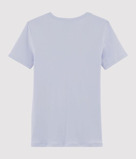 Ikonisches Damen-T-Shirt violett Nevoa