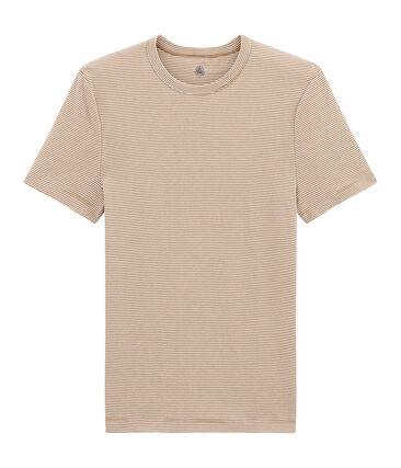 herren tee-shirtmit milleraies-ringelstreifen