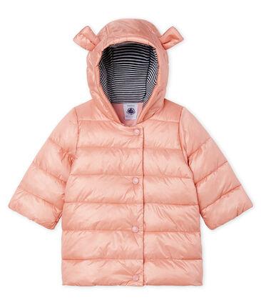 Baby-Jacke aus satiniertem Polyamid