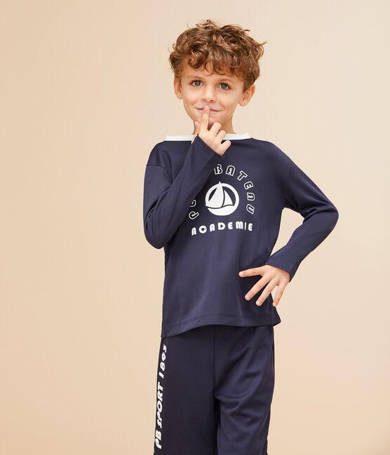 Kinder-Sportbermudas für Jungen SMOKING