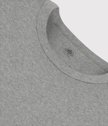 Herren-T-Shirt grau Subway