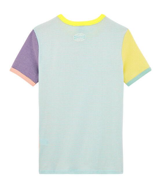 Ikonisches Damen-T-Shirt weiss Multico