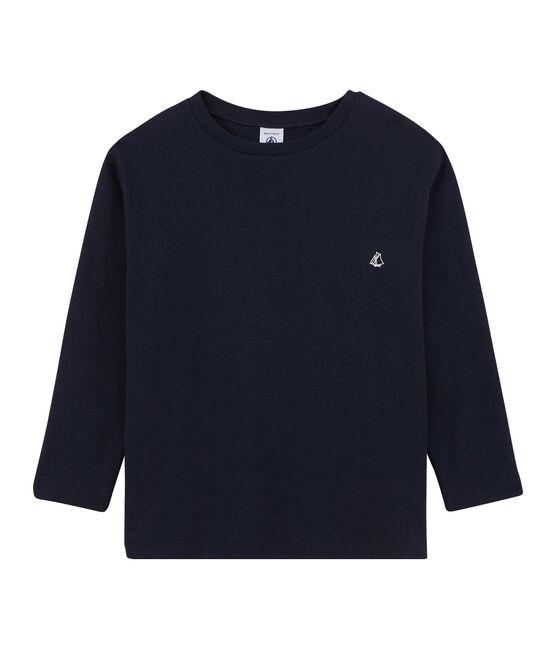 Langarm-T-Shirt für Jungen SMOKING