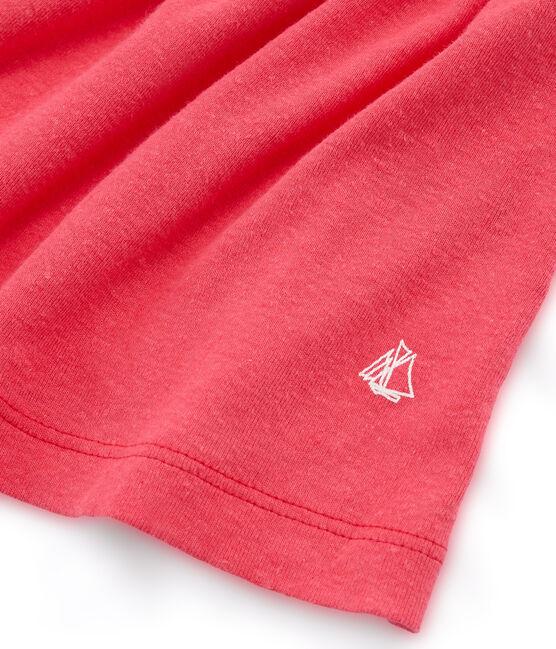 Kinder-Kleid Mädchen rosa Groseiller