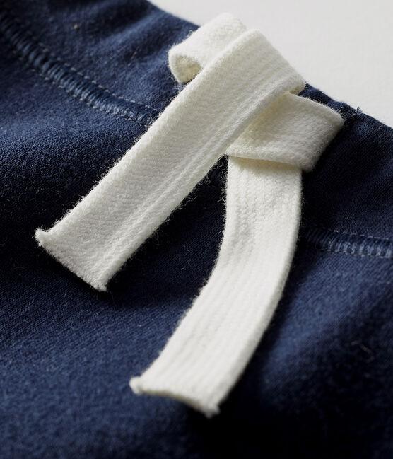 Einfarbige Baby-Shorts für Jungen SMOKING