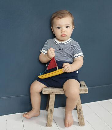 3-Teiliges kurzes baby-set für jungen