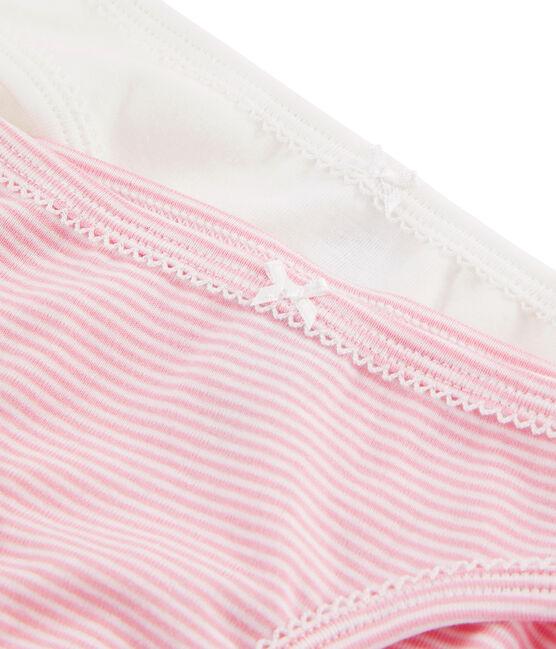 Set mit 2 Unterhosen für kleine Mädchen lot .