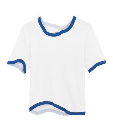 T-shirt weiss Marshmallow