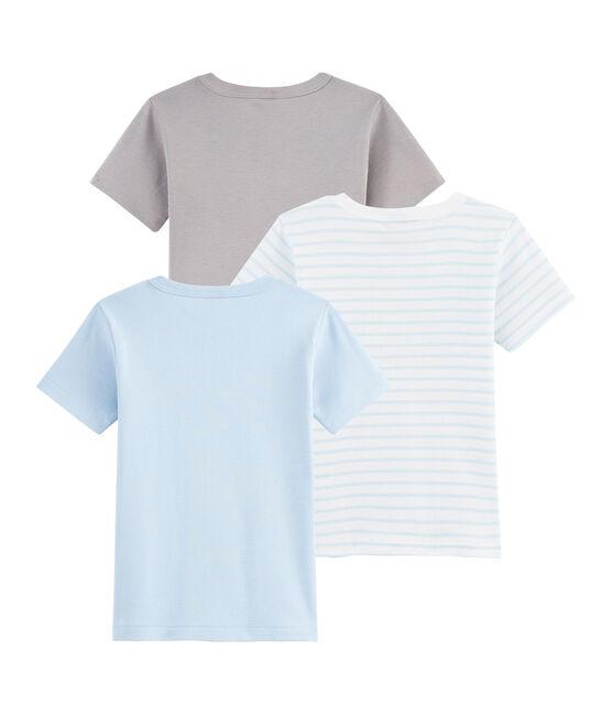 3er-Set T-Shirts für kleine Jungen lot .