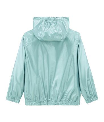 Winddichte Kinderjacke Unisex blau Crystal Brillant