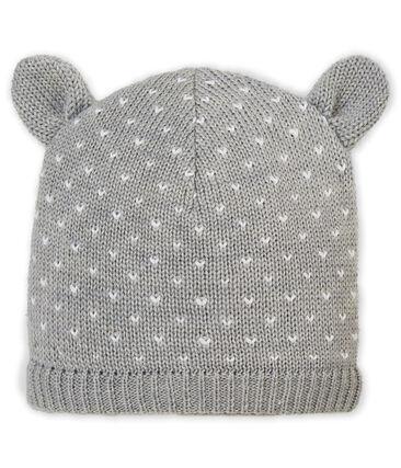 Unisex Baby Mütze aus Fleece