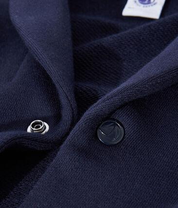 Diese leichte Jungen-Jacke blau Smoking