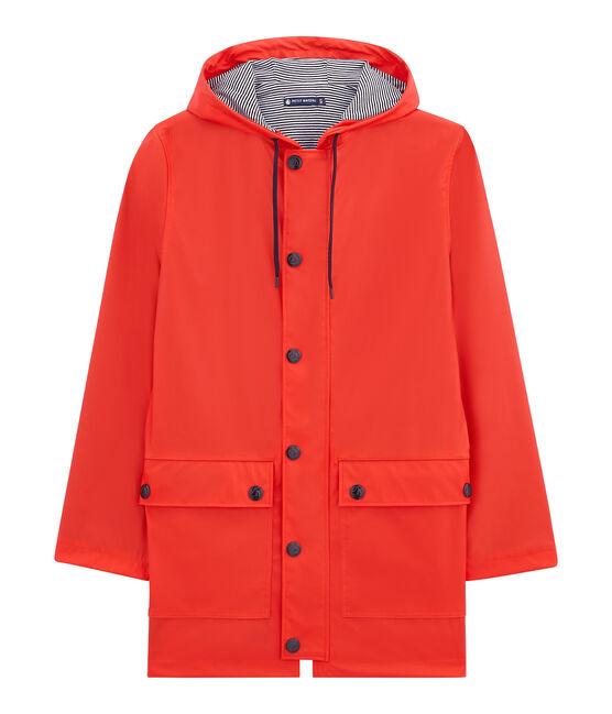 Damen-Regenjacke Das Original rot Brulant