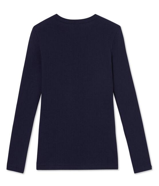 Emblematisches langärmliges T-Shirt für Damen SMOKING