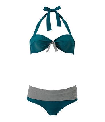 Damen-Bikini grün Rivage