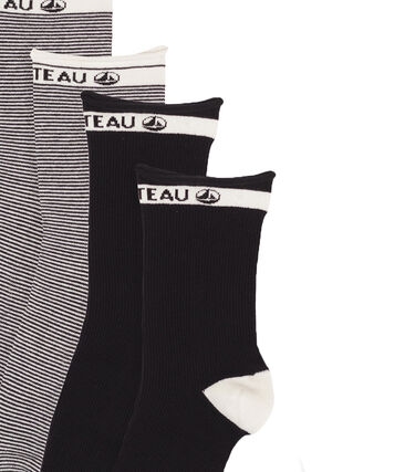 Set Wadensocken für Damen lot .