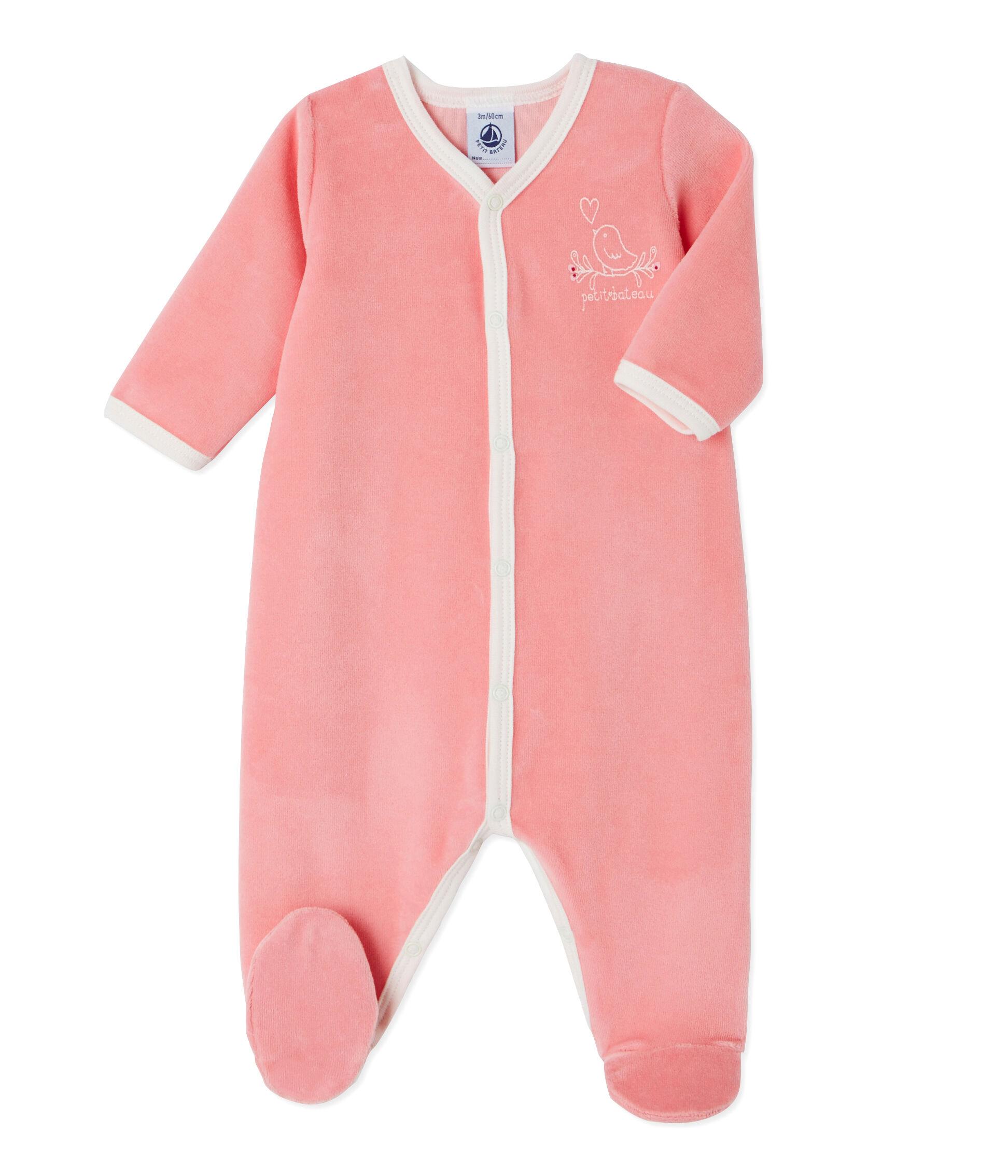 Petit Bateau Unisex Baby Strampler