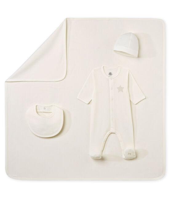 4-Teilige baby-geschenkbox unisex lot .