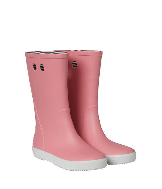 Regenstiefel rosa Cheek