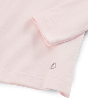 Unterziehpullover für Kinder unisex rosa Vienne