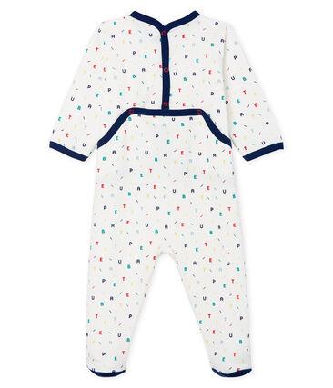 Baby-Strampler aus Molton für Jungen