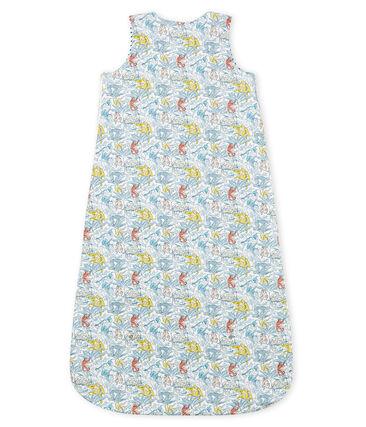 Wendbarer Baby-Schlafsack aus Baumwolle für Jungen