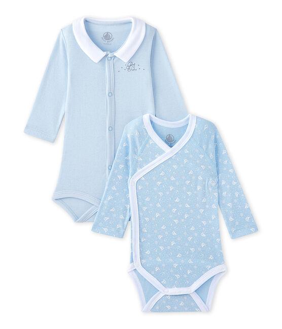Baby-Jungen-Bodys für Neugeborene im 2er-Set lot .