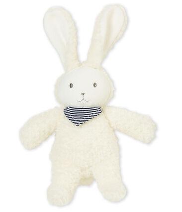 Kuschelhase mit Spieluhr weiss Marshmallow
