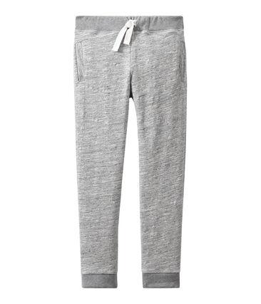Jungen-Hose aus schwerem Jersey
