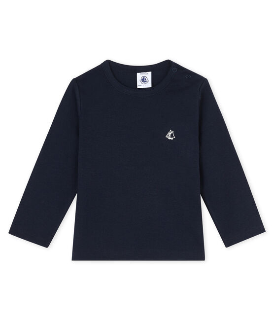 Langärmeliges Baby-T-Shirt SMOKING
