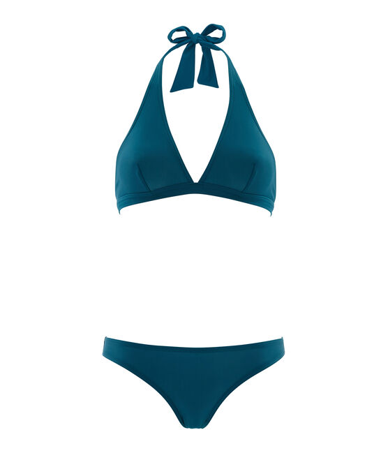 2-Teiliger badeanzug damen grün Pinede