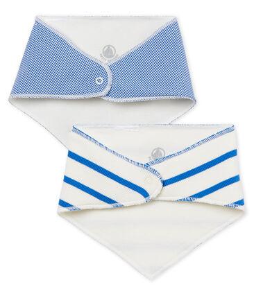 2er-Set baby-bandana-lätzchen unisex