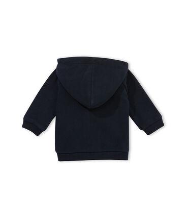 Baby-Jungen-Sweatjacke aus Fleece mit Reißverschluss