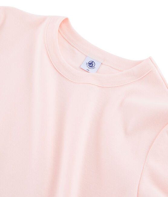 Ikonisches Damen-T-Shirt rosa Minois