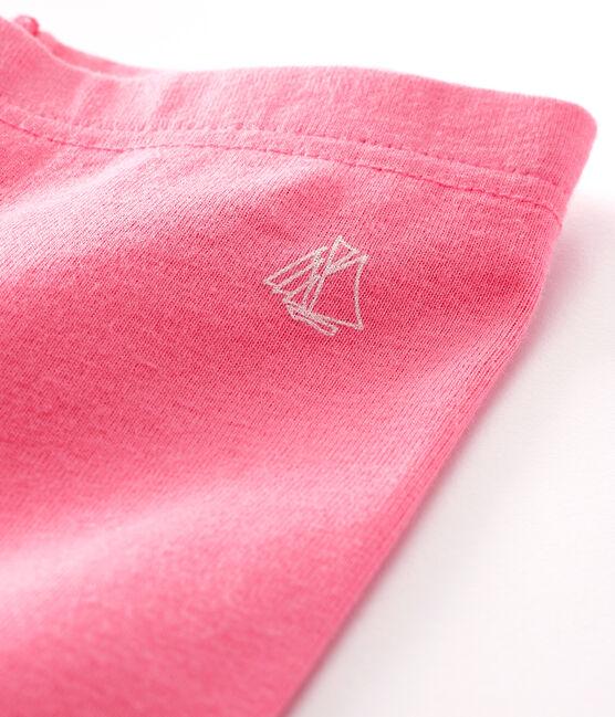 Baby-Leggings rosa Cupcake
