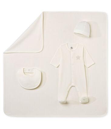 4-Teilige baby-geschenkbox unisex
