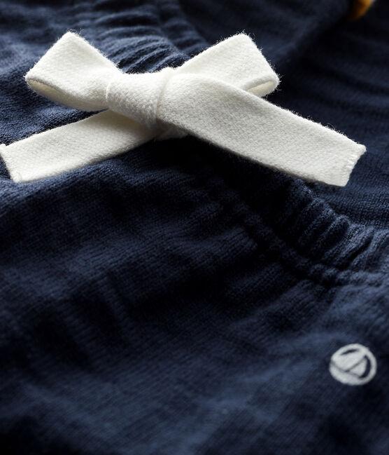 Baby-Hose aus Doppeljersey für Jungen SMOKING