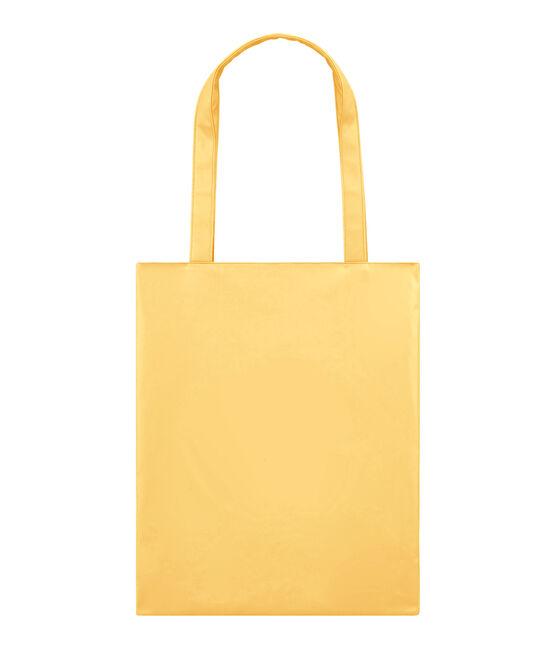 einfarbiger shopper gelb Dore