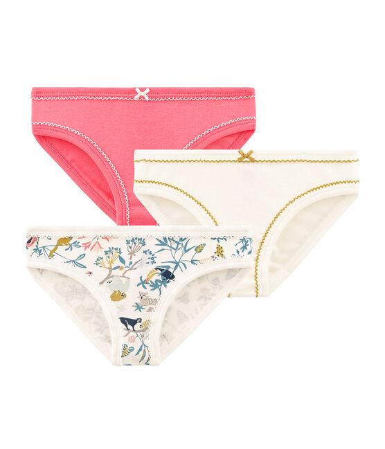 Trio Unterhosen für kleine Mädchen lot .