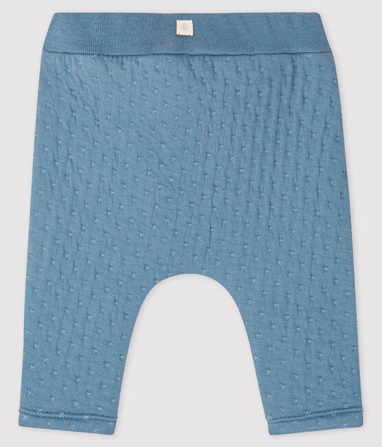 Baby-Unterhose aus gestepptem Doppeljersey TEMPETE