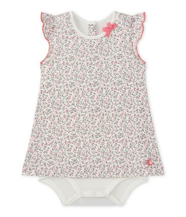 Bedrucktes Baby-Mädchen-Bodykleid