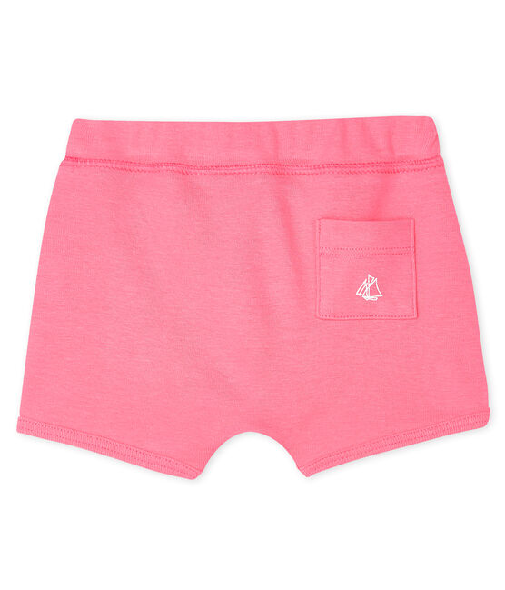 Baby-Shorts Unisex rosa Cupcake