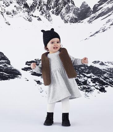 Baby-Mütze unisex mit Fleecefutter