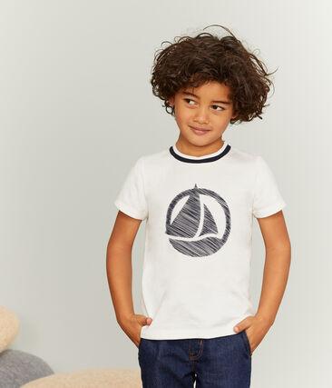 Kurzärmliges T-Shirt für Jungen
