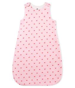 Gemusterter babyschlafsack unisex