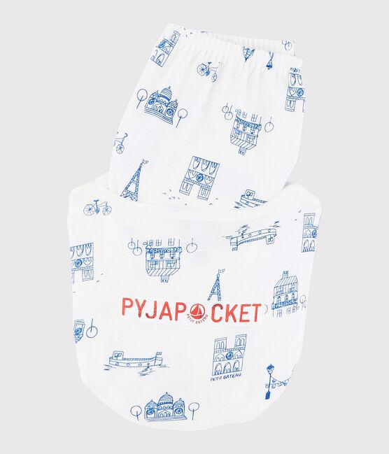 Set mit 2 Rippstrick-Pyjamas für kleine Mädchen lot .